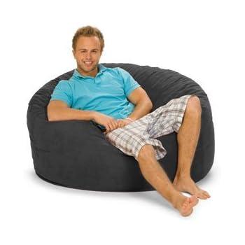 Amazon.com: relaxsacks 6dm-ms001 6 ft. Round Sack ...