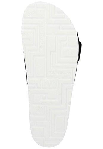 Dr. Brinkmann Dames-pantolette Grijs 701146-9 Nude
