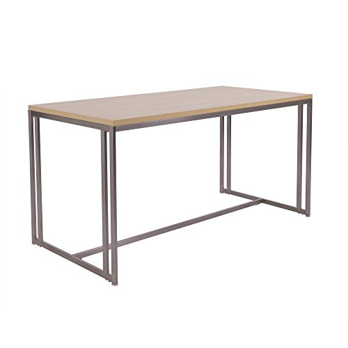 Maple Nesting Table - Econoco BQNTL Boutique Large Nesting Table