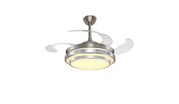 Ceiling fan light Ventilador de Techo luz Ventilador luz Invisible ...