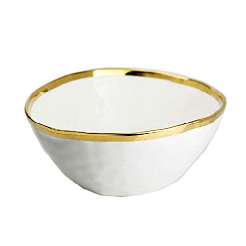 - Yedi Houseware Bone China Collection Salad Bowl