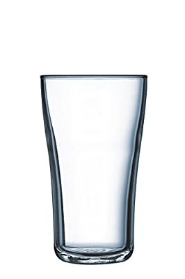Arc International Midland Juice/Taster Glass, 7-Ounce, Set of 12
