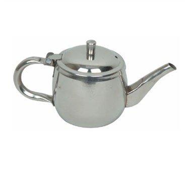 Thunder Group Teapot Gooseneck Stainless Steel 10 Oz. (SLGN032)