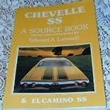 Chevelle SS, Edward A. Lehwald, 0934780110