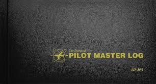 Standard Pilot Master Log Book (Standard Pilot Logbooks) 3th (third) edition Text Only