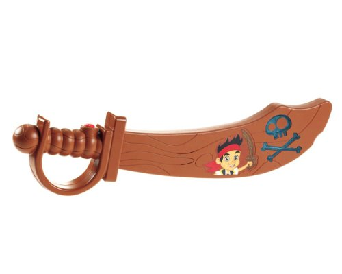 Fisher-Price Disney's Jake and The Never Land Pirates - Jake's Magical Sword (Peter Pan Jake And The Neverland Pirates)