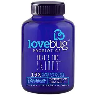 Lovebug Probiotics Heres The Skinny