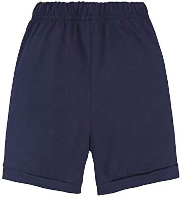 Shorts Outfits Set MOGOV 2Pcs Toddler Kids Baby Boys Summer Pajamas Cartoon Dinosaur Print Tops