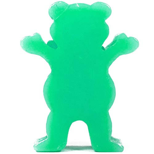 (Grizzly Grease Skate Wax - Green)