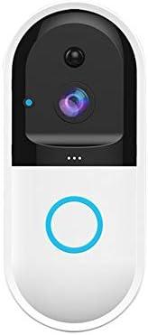 ビデオドアベル  Hdビデオ品質、双方向オーディオ、パッケージ検出  モーション検知とアラート  内蔵サイレン  ナイトビジョン  簡単なインストール、録音ストレージ料金なし。