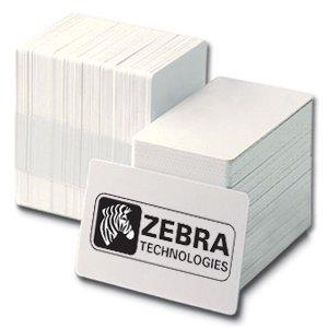 Zebra 30 Mil Pvc Cards