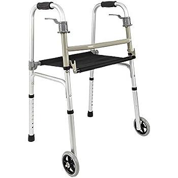 Amazon.com: Azadx - Camino plegable portátil con ruedas ...