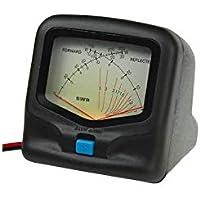 RX40 Maas Medidor Roe - Warimetro140 - 525 Mhz. 2 a 300 wats, Doble Aguja