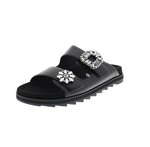 Noir nero Chaussures Guess Pour Sport de BLACK D'Extérieur EU 37 Femme Noir 0xvq4vZw