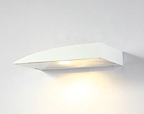 Punch gratuit LED Miroir Projecteur Simple Moderne Salle De Bains Salle De Bains Mur Lampe Chambre Hôtel Dortoir Lumière Pas Lampe Luminaires Intérieur