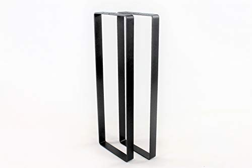 Powdercoated Steel Sofa Table Legs-Choose Your Height and Width
