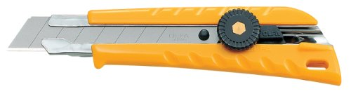 OLFA 5003 L-1 18mm Ratchet-Lock Heavy-Duty Utility Knife