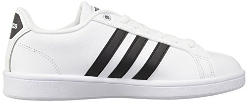 White White Advantage Men's Cf Sneaker Black adidas TFYO4qww