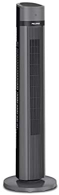 PELONIS Oscillating Tower Fan with Remote Control 40'' Quiet Stand Up Fan with 3 Speed Settings and 3 Modes 15