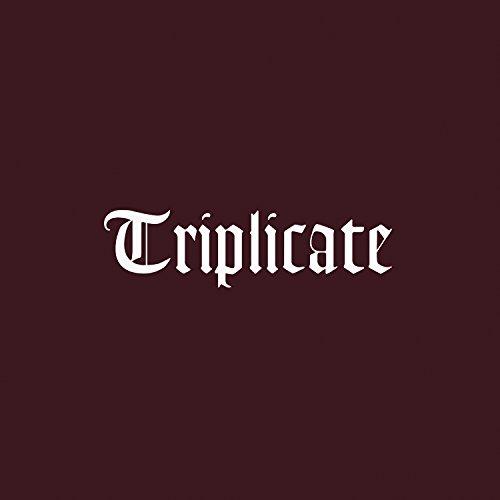CD : Bob Dylan - Triplicate (Digipack Packaging)