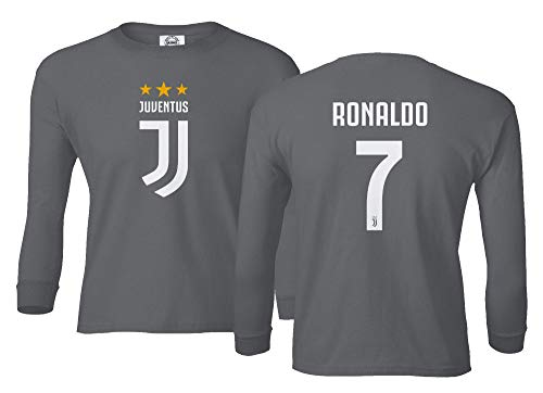 Expert choice for cr7 long sleeve juventus
