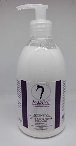 Leche limpiadora con la maravilla de manzanilla y aceite de almendras dulces cantidad profesional de 500 ml.: Amazon.es: Belleza