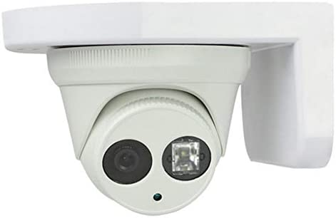 Wandhouder voor camera, verstelbare kunststof houder voor wandmontage voor IP-camera, geschikt voor 3,5/4 inch dome camera\'s