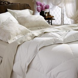 King Size All Natural Hypodown Comforter by Restful Nights