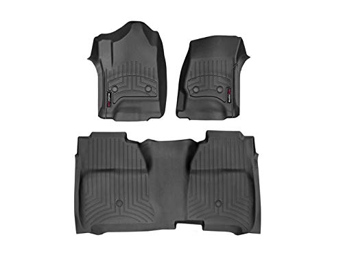 WeatherTech 446071-445422 1st and 2nd Row FloorLiner