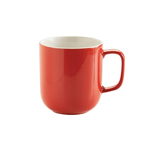 Price & Kensington Coral Mug, 14-Ounce (Mug Coffee Prices)