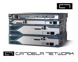 Cisco 2811 Router with ADSL over POTS Bundle CISCO2811-ADSL/K9 (Cisco Adsl Router)