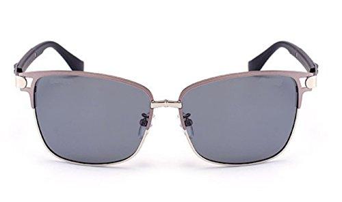 De Playa Padre De Retro Gafas Sol Hombre Regalo Gafas Gris De De Sol Hombre Conducción Viaje 0XOqSz0n