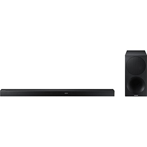 Samsung HW-M550 3.1 Channel 340 Watt Wireless Audio Soundbar (2017 Model)
