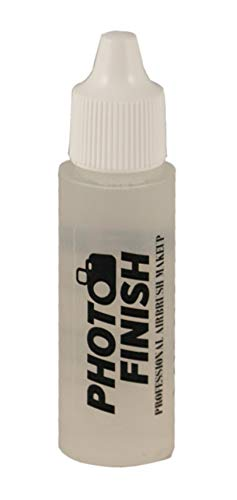 Photo Finish Professional Airbrush Makeup Foundation, airbrush makeup, water and sweat resistant, long-wearing, works with airbrush makeup kits (.5 fl oz, Primer)