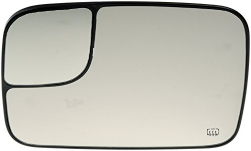 Dorman 56276 Driver Side Heated Plastic Backed Mirror Glass