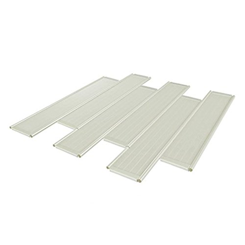 Detectoy 6PCS Furniture Sofa Support Cushions 48x10x0.8CM Quick Fix Support Cushions Pads for Sectional Sofa Seat Sagging Furniture by Detectoy