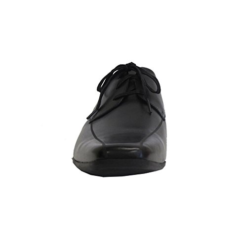 Clarks Black 0 Mens Leather F Over 5 Glement Shoe FBFCqzwr
