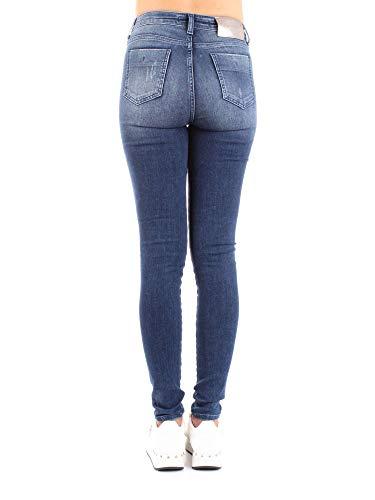 Heach Jeans Cotone Blu Donna Silvian Pga18867jedenim vadqOaw