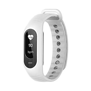 GOOCONNECT Bracelet dActivité Goo Active • Montre Connectée • Smartwatch Cardiofréquencemètre • Podomètre Étanche