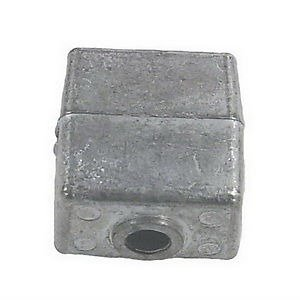 - New Anode Block Johnson Evinrude Outboard (60-300HP) 18-6024 393023 436745