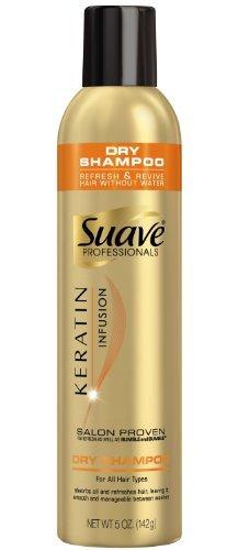 suave dry shampoo spray - 2