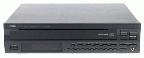 Yamaha CDC-665 5-CD Changer (Discontinued by Manufacturer) for sale  Delivered anywhere in USA