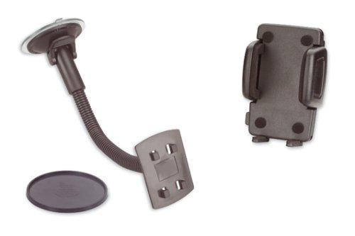 Single Gooseneck Grip (iGRIP Mini gripper phone holder with gooseneck suction cup mount (all phones))