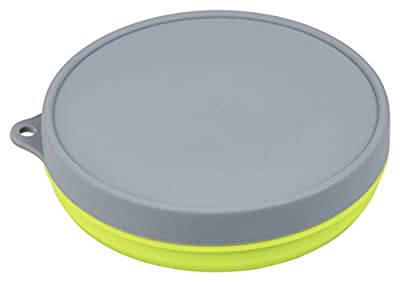 LevelOne Collapsible Camping Kitchen Travel Bowl (Set of 3)