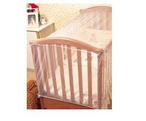 Clippasafe Cot Insect Net Clippasafe Ltd CL170 Baby Babycare