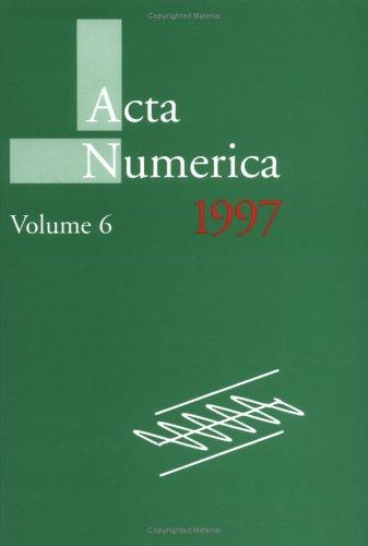 Acta numerica.