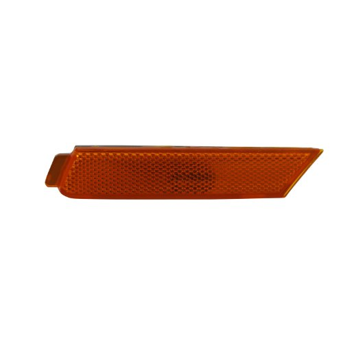 TYC 18-6092-00 Left Replacement Side Marker for Chevrolet Camaro (Camaro Driver Side Marker Light)