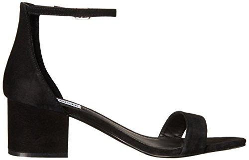 Steve Madden Kvinder Irenee Sandal Strappy Sandaler Sort OLUa6ggV