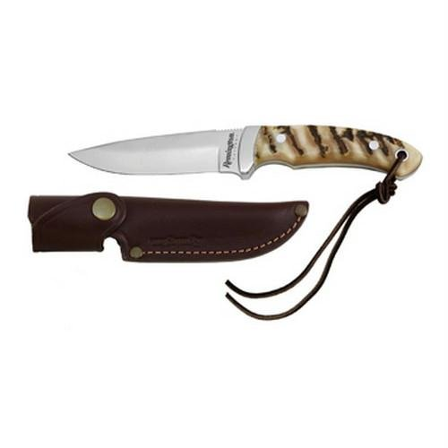 Remington Ram's Horn Clip Fixed Blade Knife (19895)