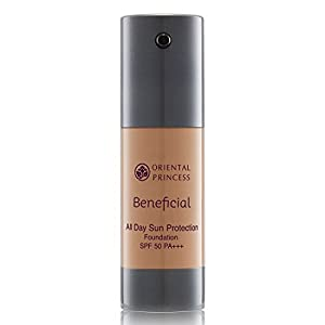 Beneficial All Day Sun Protection Foundation SPF 50 PA+++ # 01 Ivory